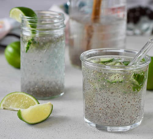 chia fresca 4 500x453 Need a Break from Coffee? Try these 5 Energizing Replacements