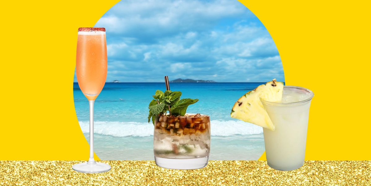 These Coconut Rum Cocktails To Drink Even In Fall photo