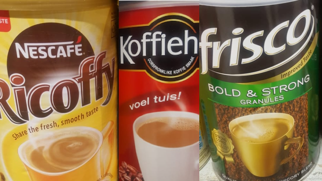 South Africa Has New Draft Rules About Hot Drinks, And Ricoffy, Frisco, And Koffiehuis Are Definitely Not Coffee photo
