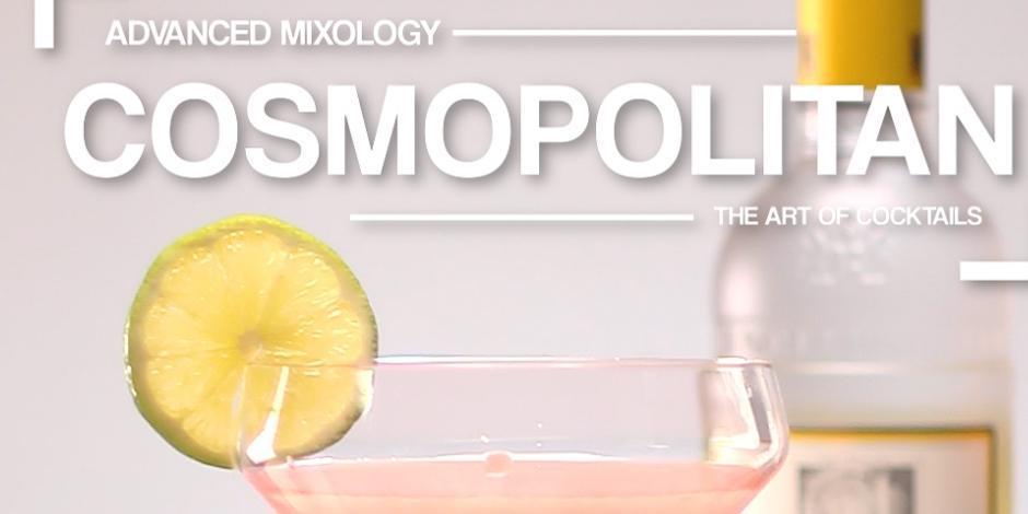 Cosmopolitan Cocktail Recipe photo