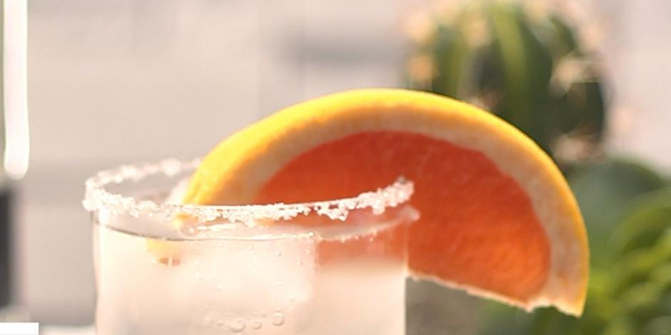 Make A Paloma Cocktail This Summer photo