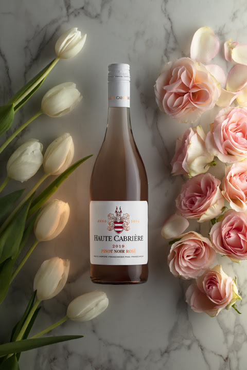 Haute Cabrière Adds A Pinot Noir Rosé To Its Wine Portfolio photo