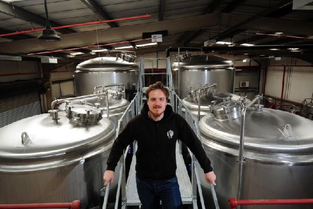Leeds Brewery Northern Monk To Plough Thousands Back Into The Community photo