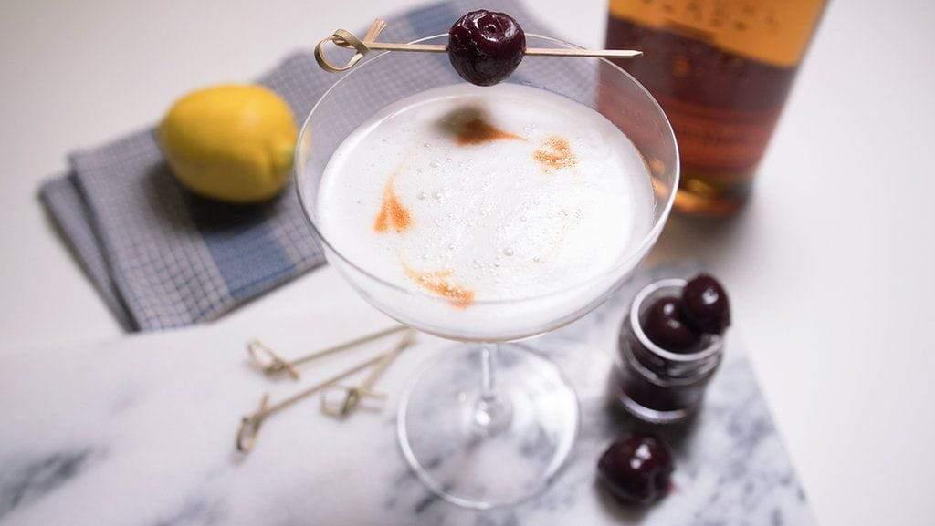 Whiskey Sour Cocktail Recipe photo