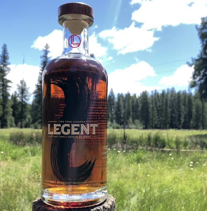 Whiskey Review: Legent Bourbon photo