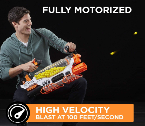 Nerf Rival Prometheus Mxvii-20k photo