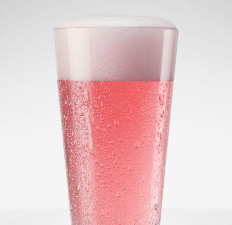 Pink beer officially becomes a thing! photo