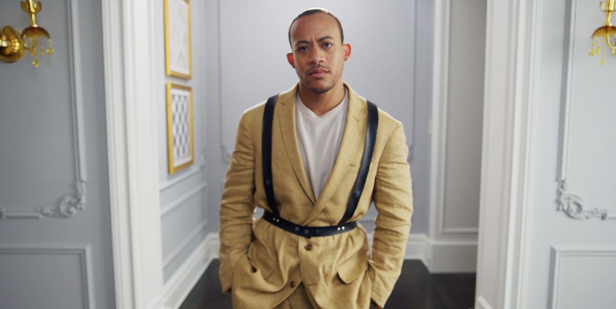 Veteran Shane Ortega Has A Bright Vision For The Future Of Self-expression photo