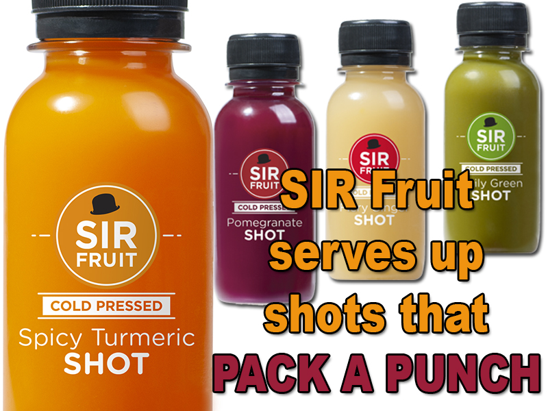 Sir Fruit Launches Little Shots Of Goodness photo