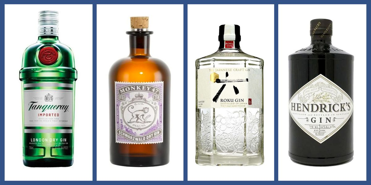 12 Essential Gin Bottles For Your Bar Cart photo