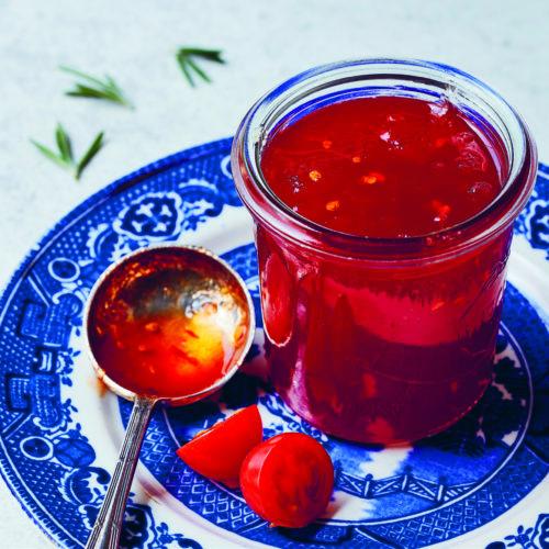 How To Make Traditional Tomato Jam photo