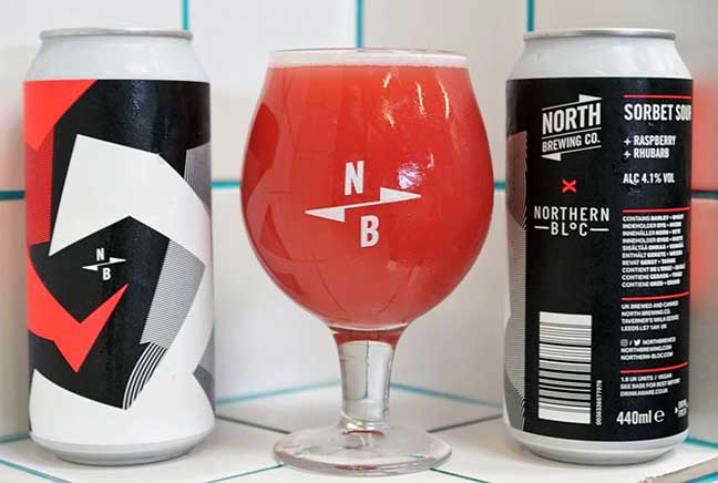 Just What We All Needed, Lactose-free 'beer' From Northern Hipsters ? It's The Vegan Sorbet Sour photo