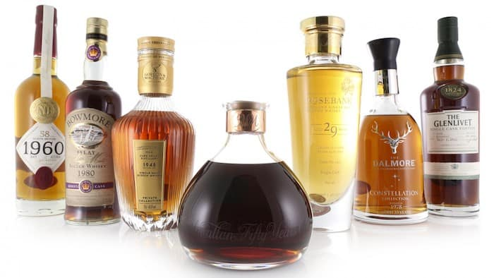 Scotch Whisky Auction Focuses On Supporting Cancer Charity photo