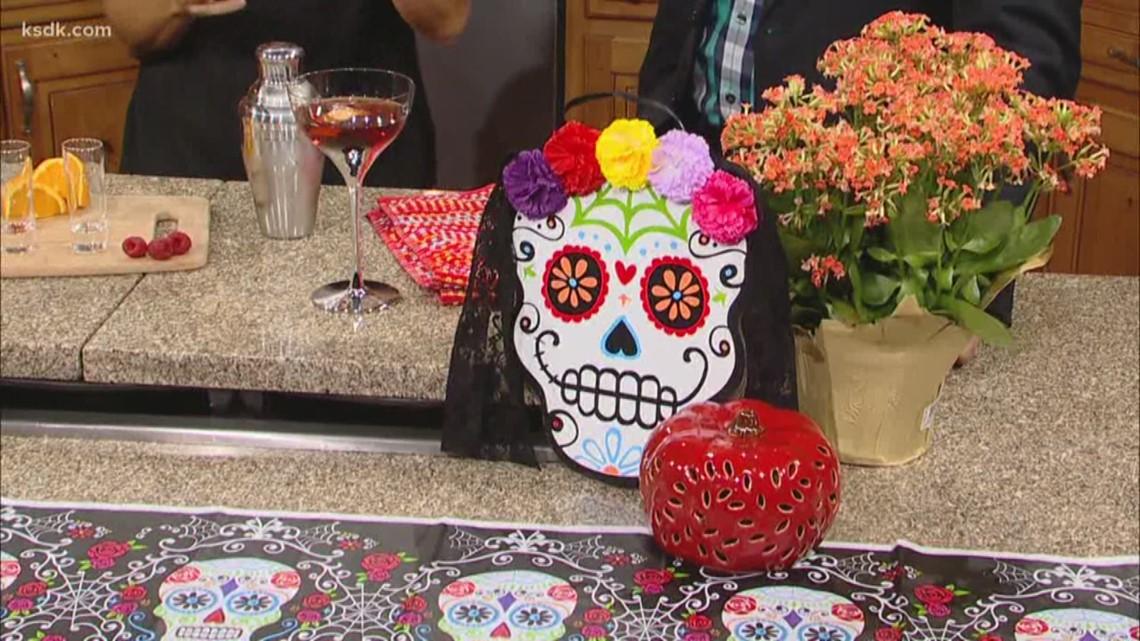Recipe: Cocktail To Celebrate Dia De Los Muertos photo