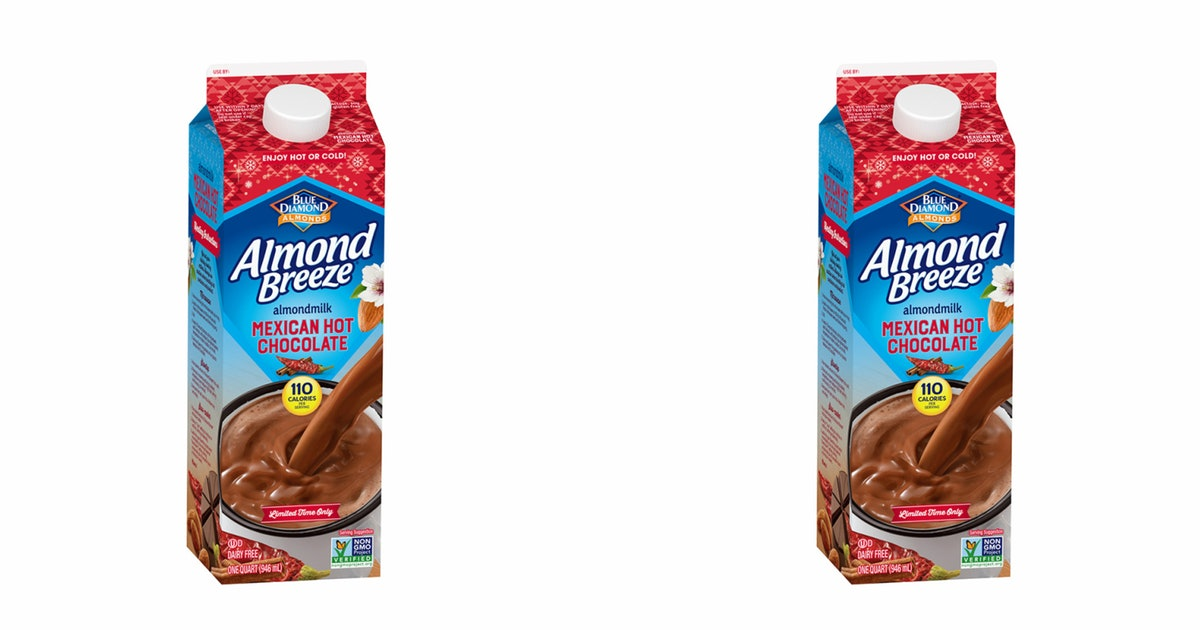Blue Diamond Almond Breeze Mexican Hot Chocolate Is A Non-dairy Holiday Treat photo
