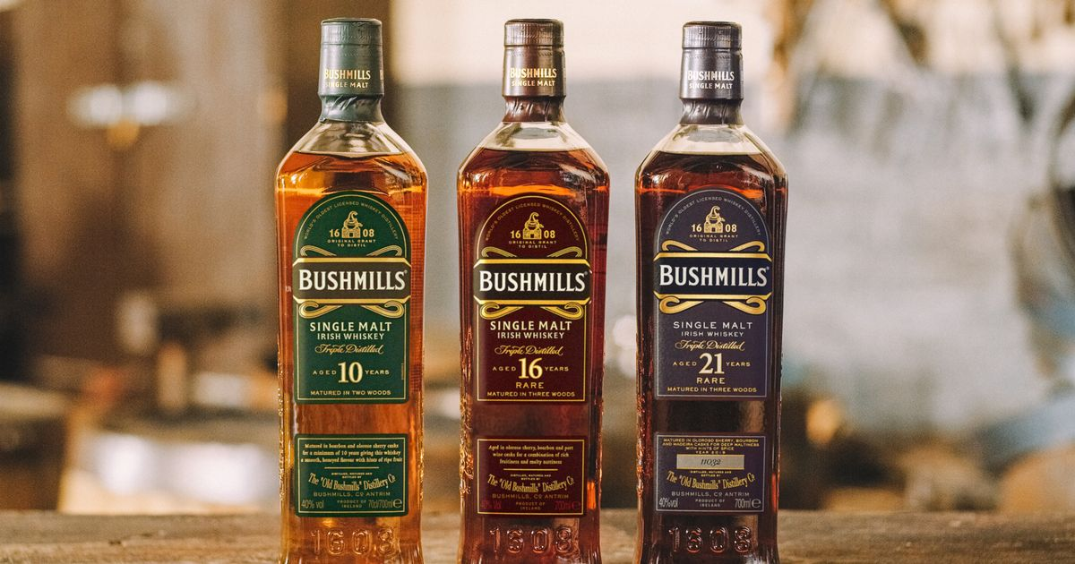 Bushmills Irish Whiskey To Bring The Flavours Of Single Malt To Supper photo