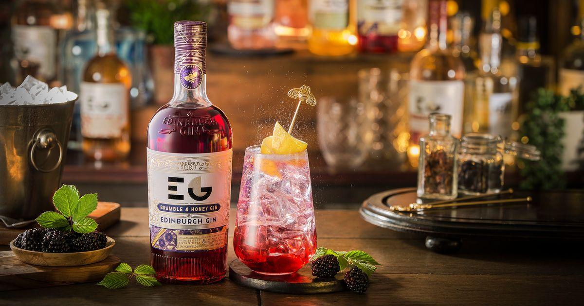 Edinburgh Gin Announces New Bramble And Honey Flavour photo