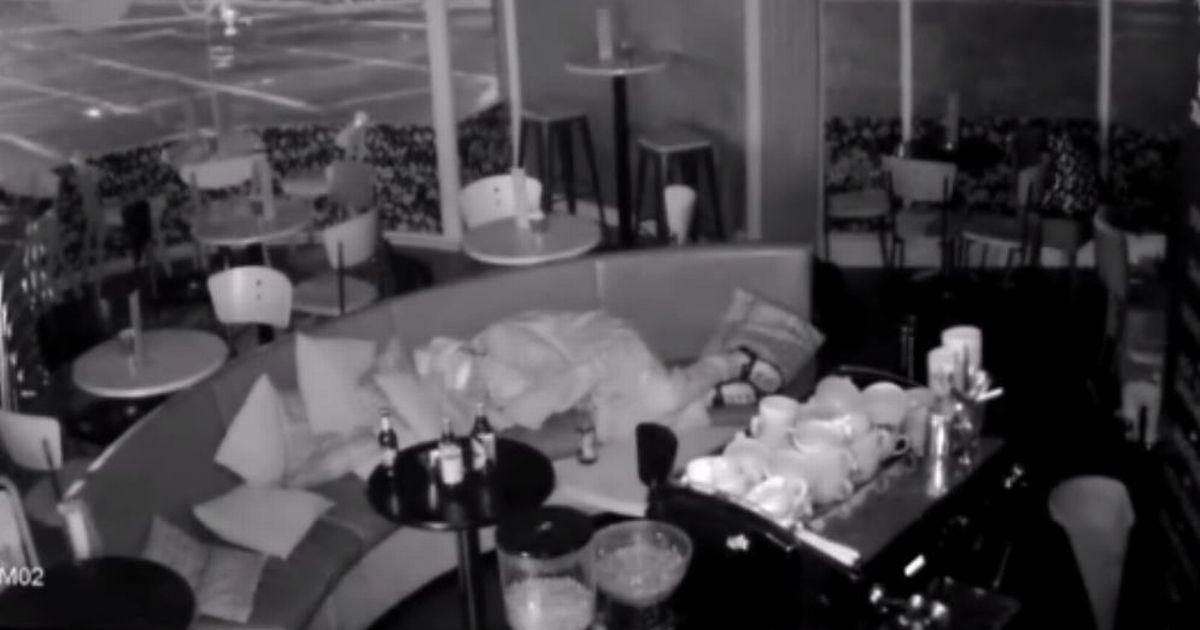 Drunk Burglar Falls Asleep In Café After Stealing Newcastle Brown Ale photo