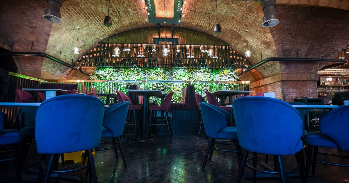 The Manchester Gin Restaurant In An 'awesome' Setting photo