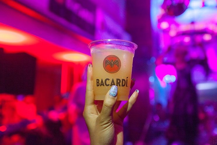 Trick Or Treat! Bacardi Unveils Halloween Events In Manchester photo