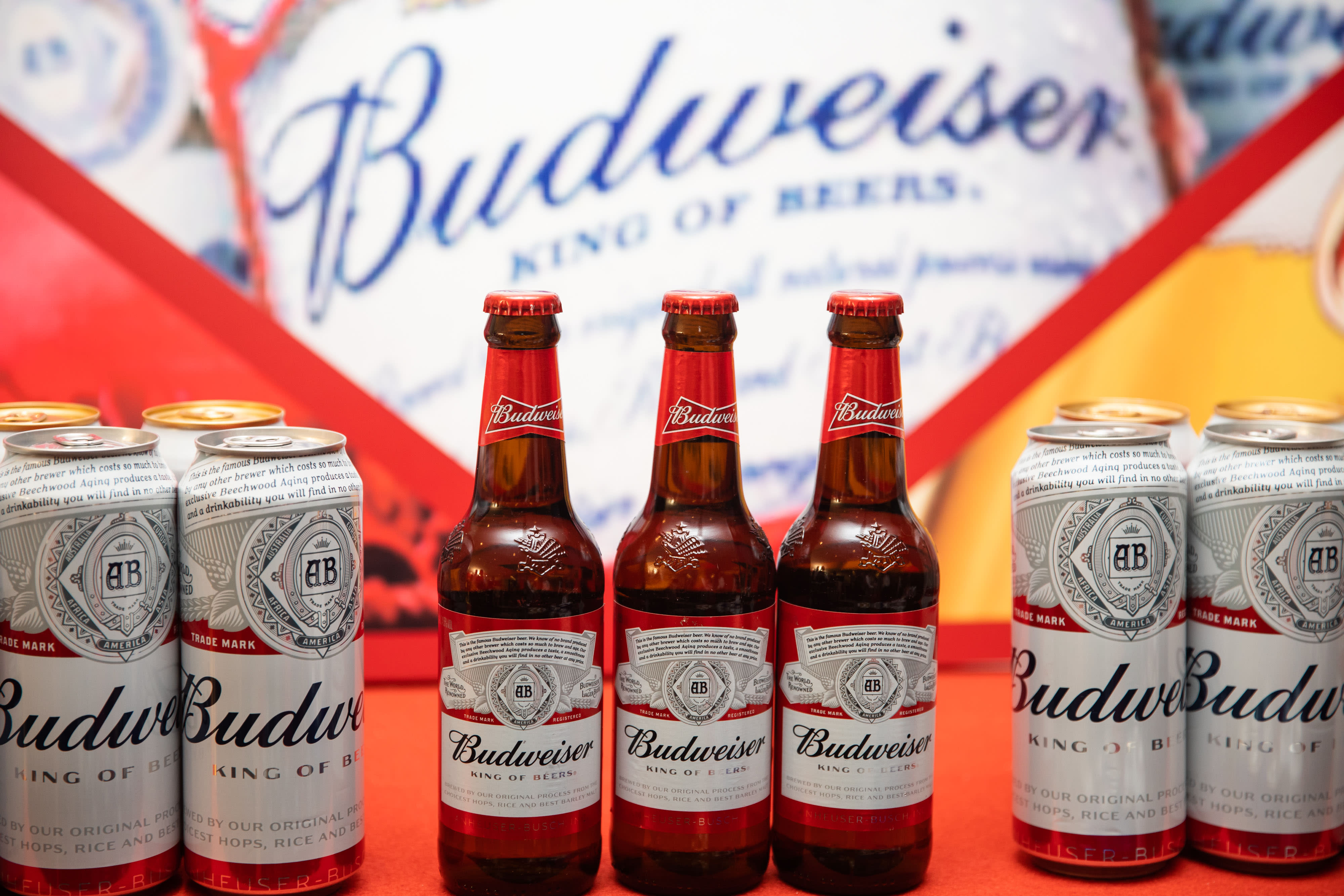 Budweiser Wants To Take On China, The World's Largest Beer Market Where Local Brews Rule photo
