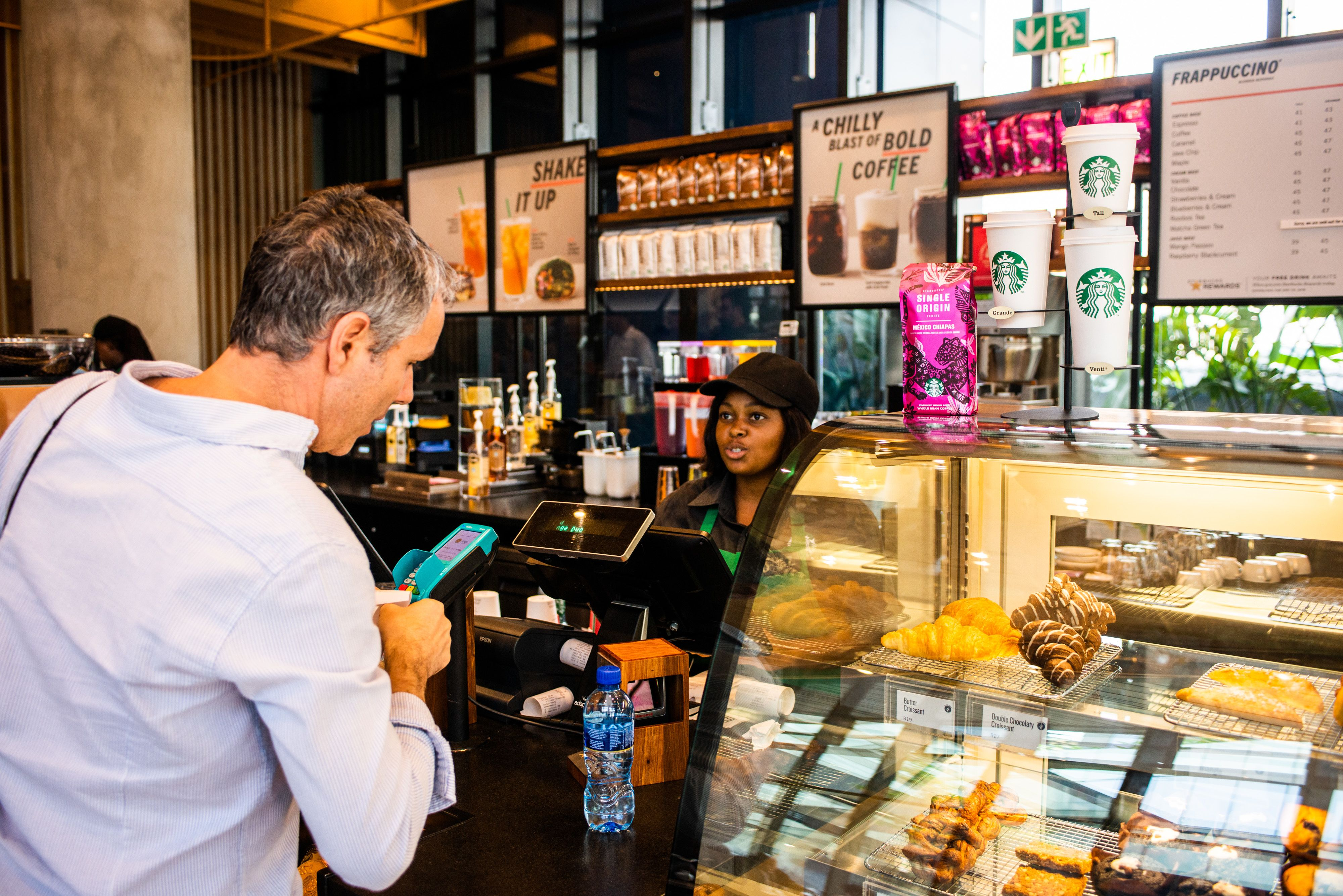 Why Starbucks Isn't That Popular In South Africa photo
