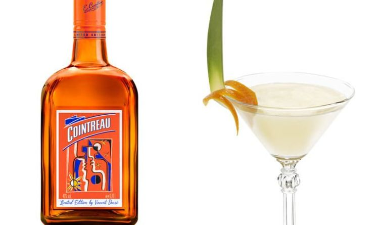 Cointreau: Liqueur Icon Unveils Special Designer Bottle To Mark 170th Birthday photo