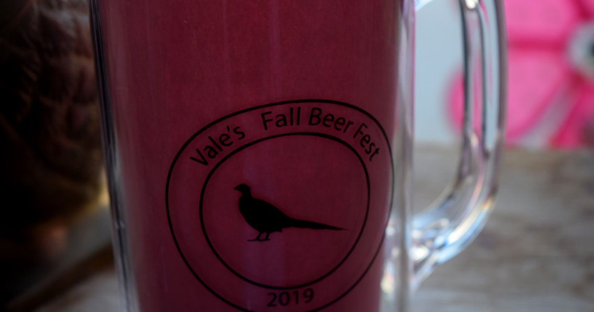 Fall Beer Fest Set For Saturday In Vale photo