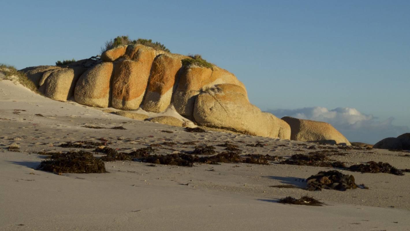 Tasmania: A Luxurious Walk Through The Island's Bay Of Fires photo