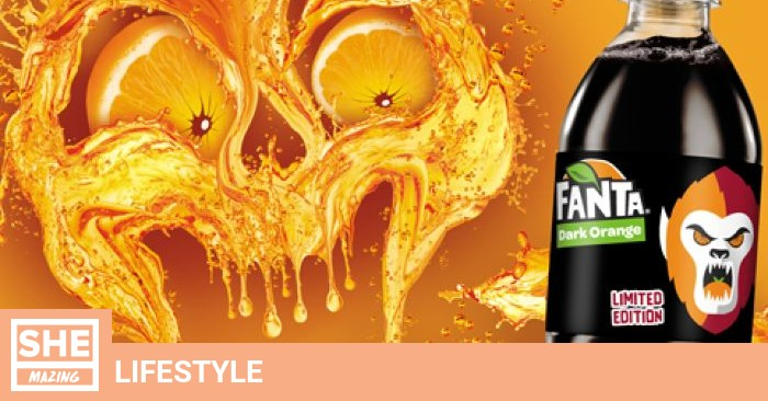 Fanta Launches Dark Orange Flavour For Halloween And You Gotta Try It photo