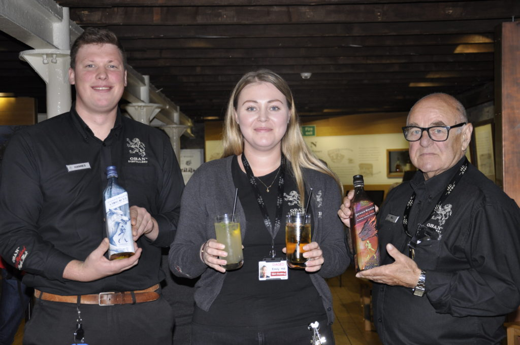 Oban Distillery Welcomed Two New Game Of Throne's Inspired Whiskies photo