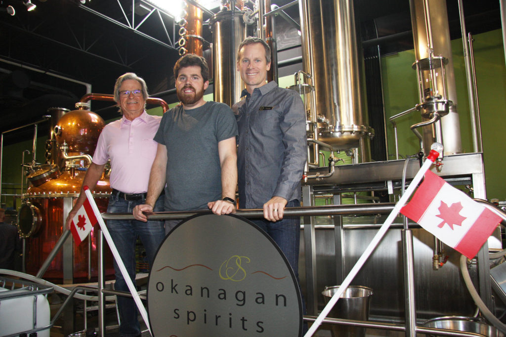 Okanagan Spirits Featured In New Book About Gin photo