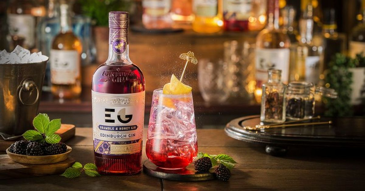 Edinburgh Gin Announces New Bramble And Honey Flavour photo