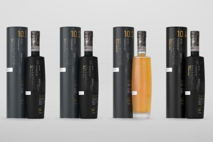 Remy Cointreau's Bruichladdich Octomore 10s Series photo