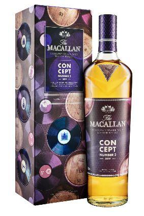 Edrington's The Macallan Concept Number 2 Single Malt Scotch Whisky photo