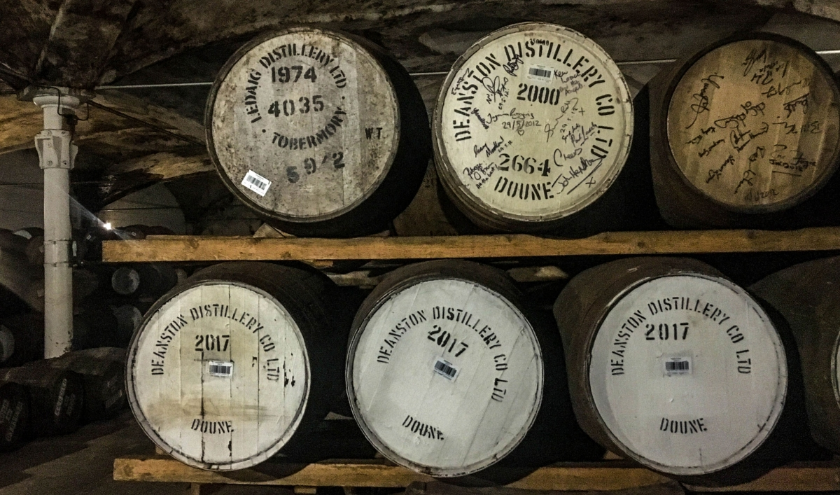 How Much Will A 25% Tariff Hurt Sales Of Scotch? photo