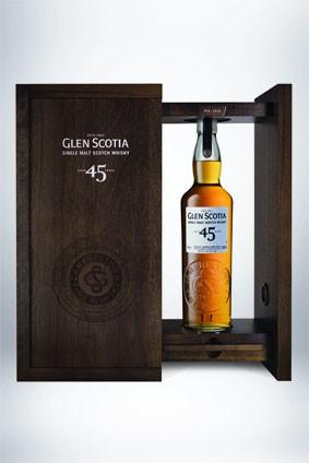 Loch Lomond Group's Glen Scotia 45-year-old Single Malt Scotch photo