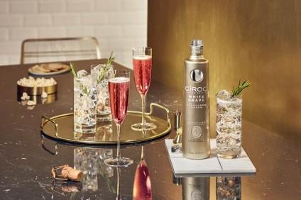 Diageo's Ciroc White Grape Vodka photo