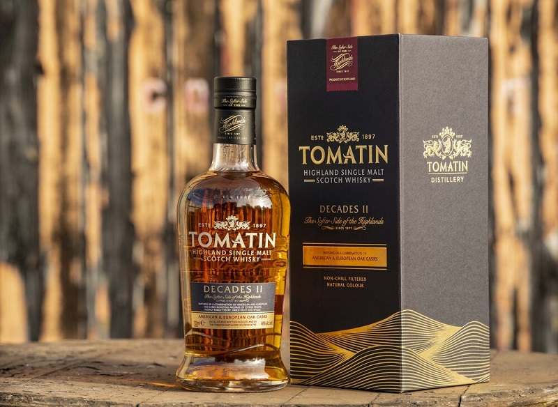 Tomatin Launches New Single Malt Whisky Decades Ii photo