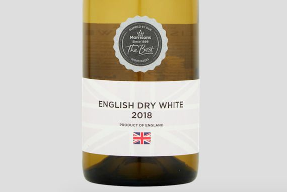 Lyme Bay Launches First Own-label English Wine For Morrisons photo