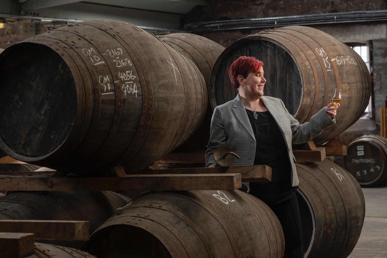 Glen Moray Forges Ahead With New Head Of Whisky Creation Role photo