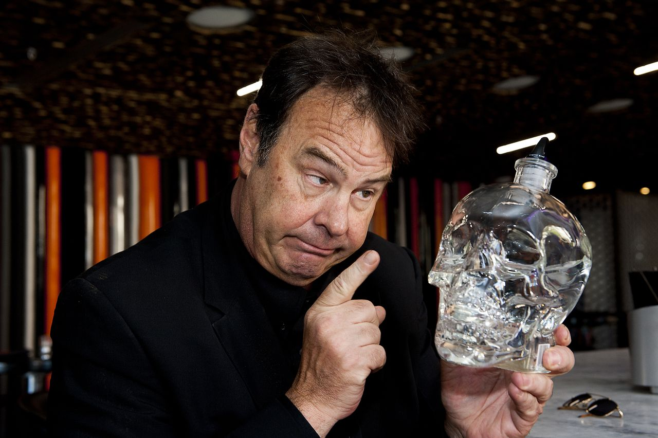 Dan Aykroyd Is Coming To Pa. Liquor Store For Bottle Signing Of His Vodka Line photo