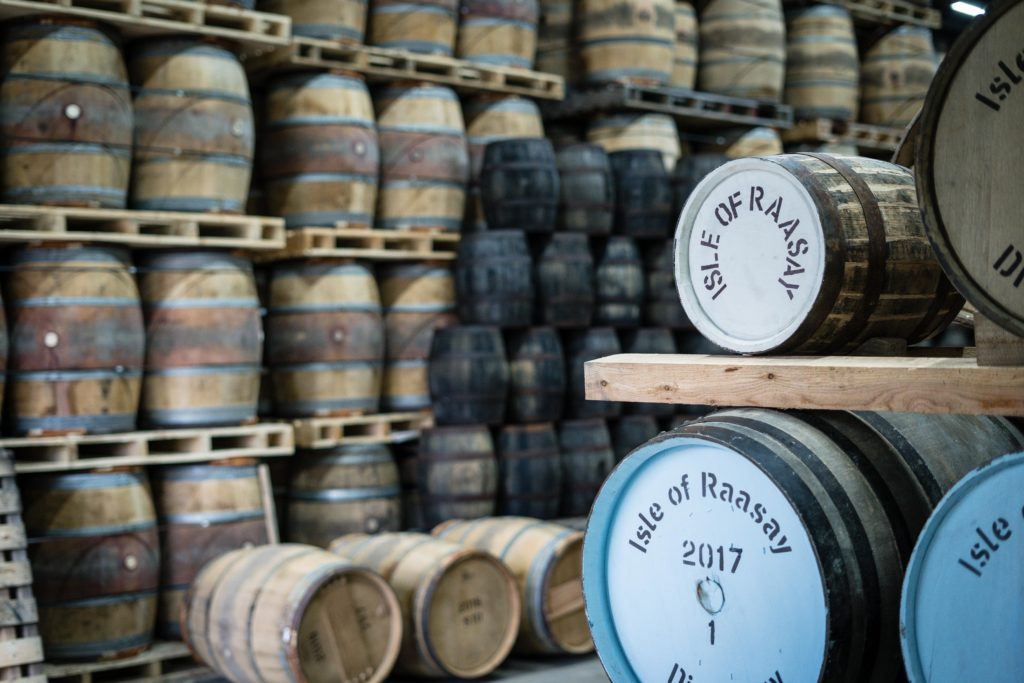 Bespoke 30 Litre Whisky Casks On Sale At Distillery photo