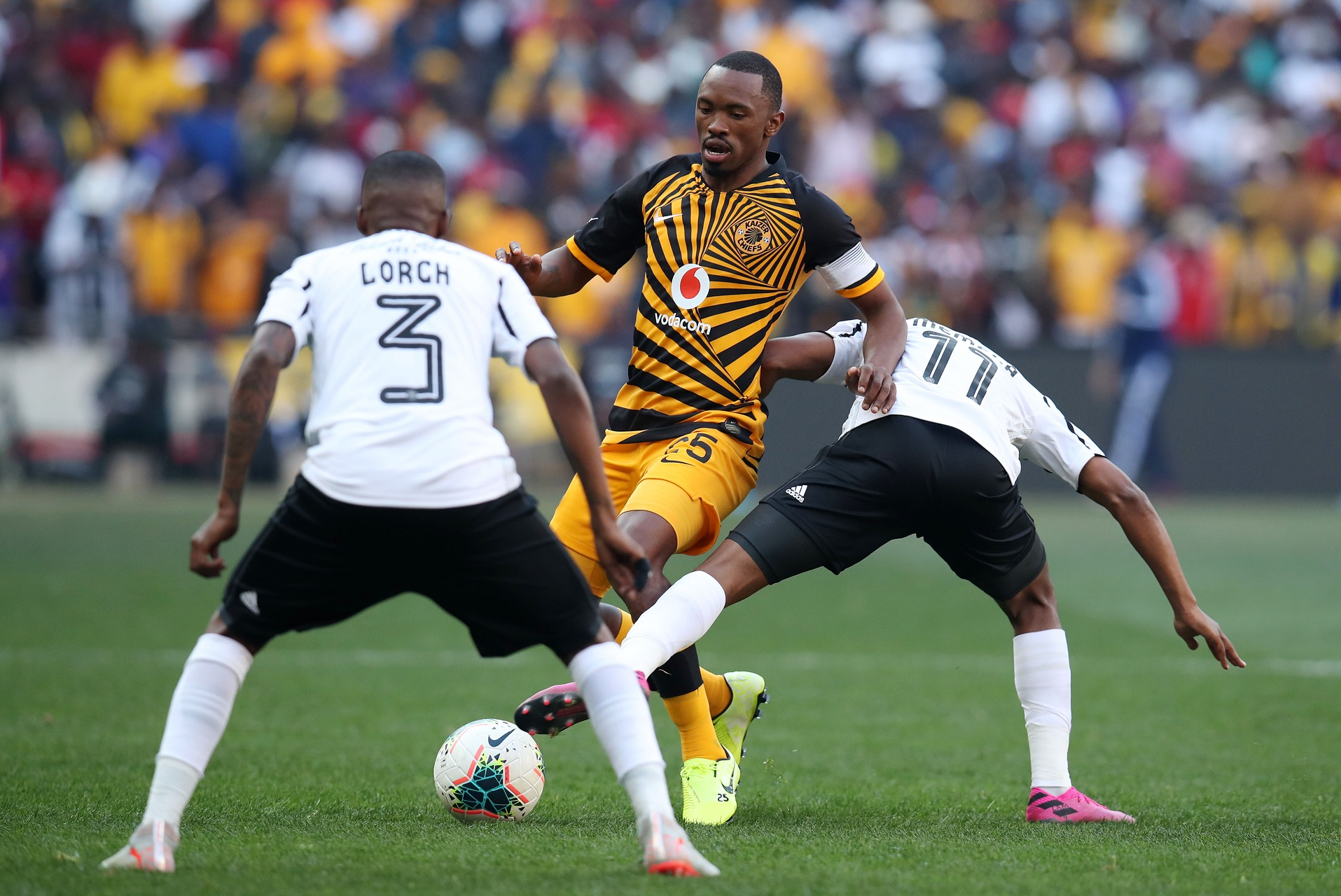 Soweto Derby Fever Kicks Off Early As Tickets Go On Sale photo