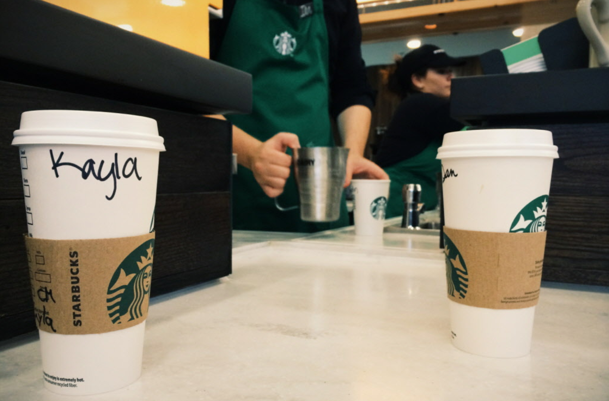 Starbucks Sued For $10,000 After Allergic Customer Says He Was Served Almond Milk photo