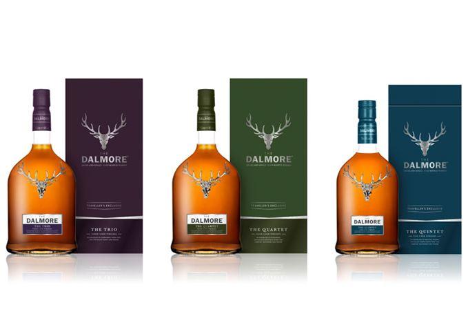 Dalmore Teases New Travel Retail Whiskies photo
