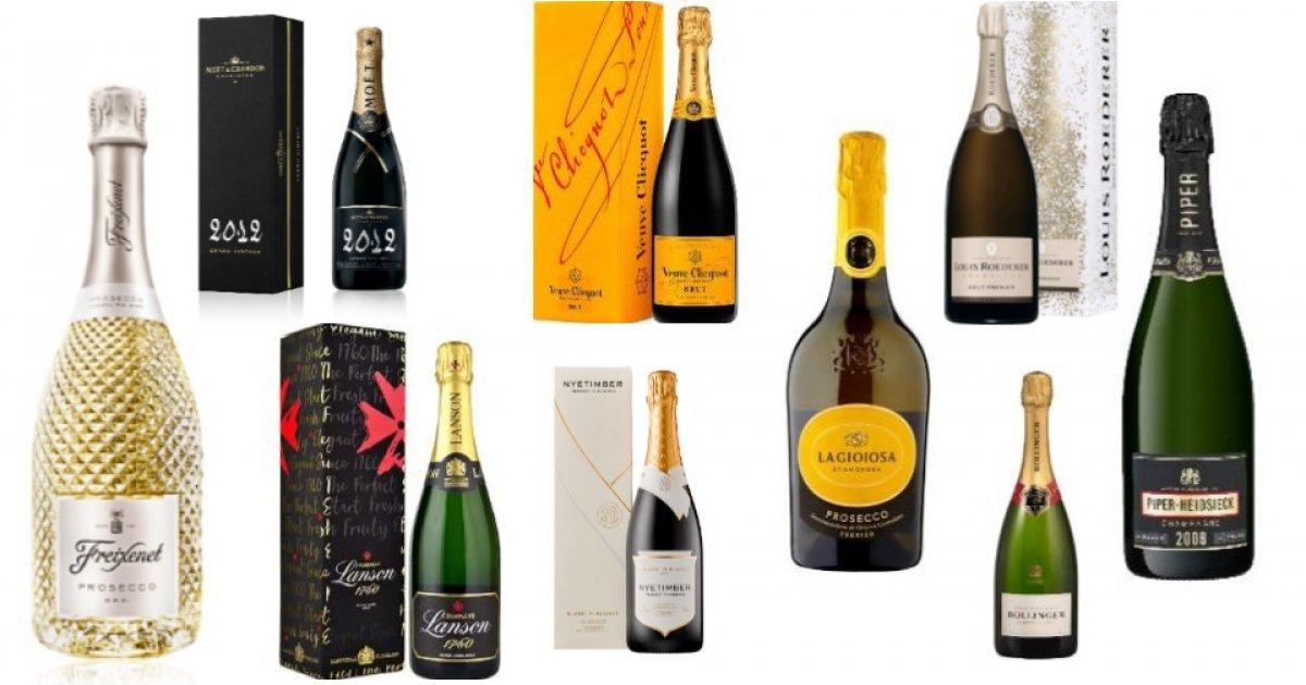 Best Champagne 2019: The Ultimate Fizz Selection photo