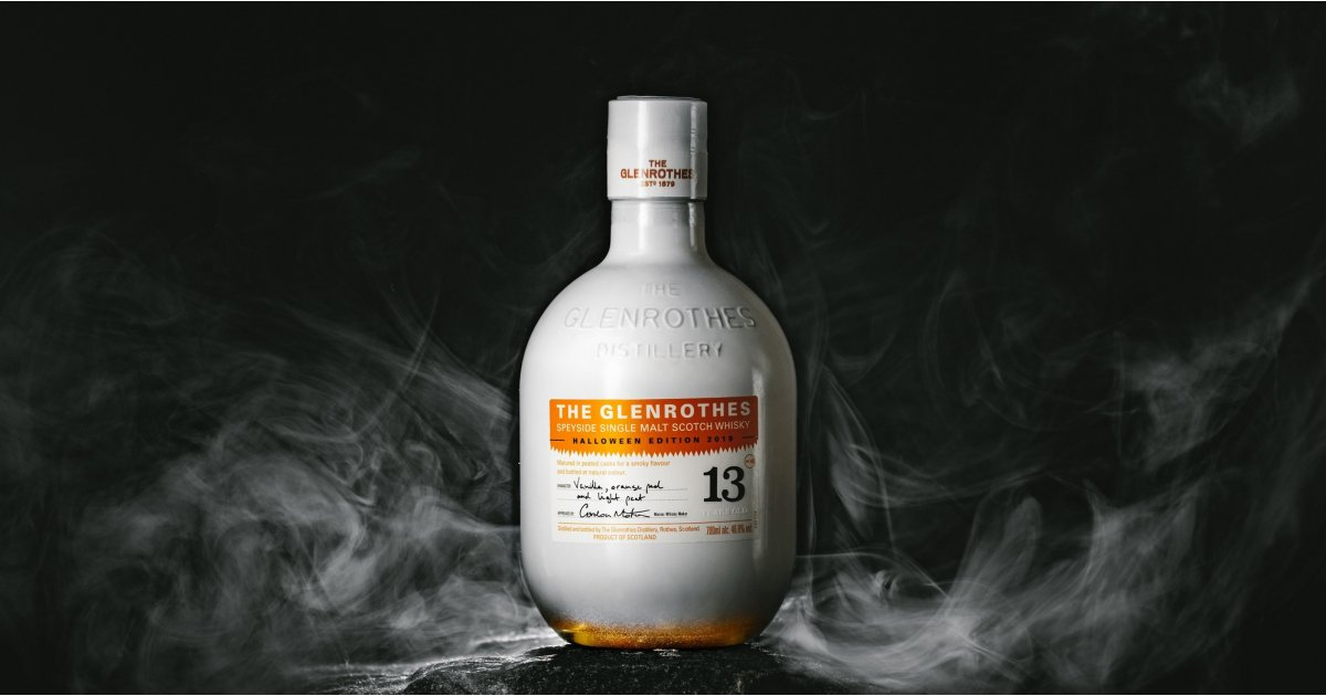 This Limited-edition Single Malt Whisky Wants To Be The True Spirit Of Halloween photo