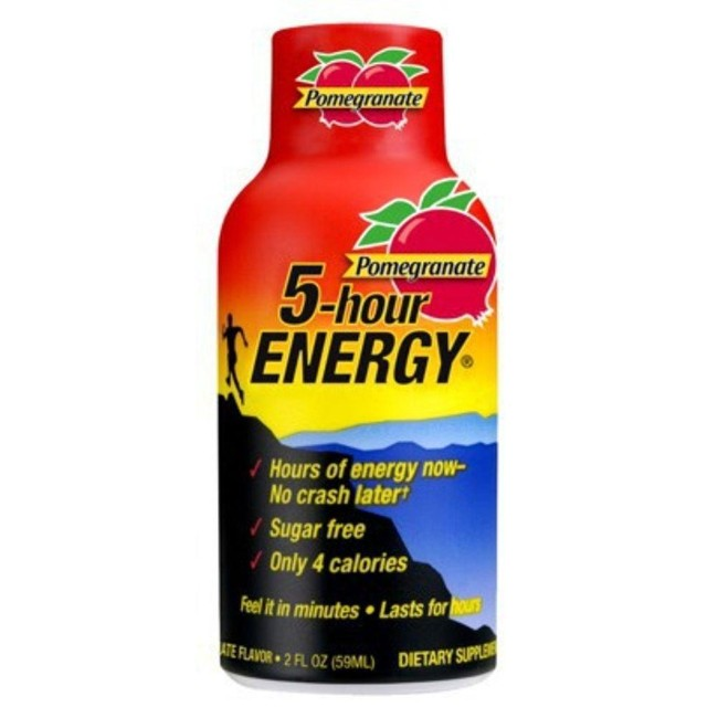5 hour energy beverages 112012 64 1000 Best Drinks To Stay Awake All Night