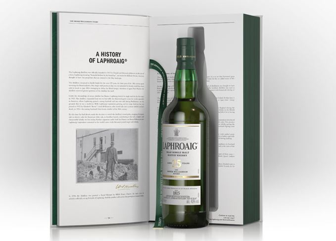 Laphroaig Whisky Honours Bessie Williamson photo
